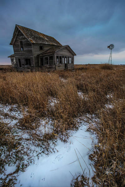 Wall Art - Photograph - Cold Day by Aaron J Groen
