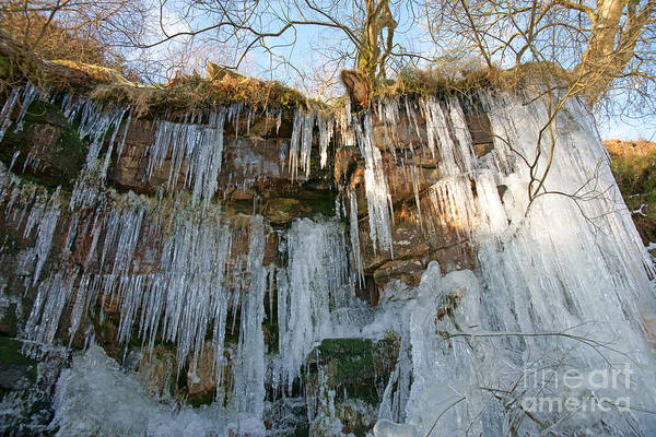 Photograph - Cold Day In The Valley 3 by David Birchall