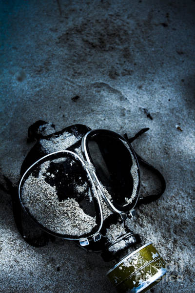 Defensive Photograph - Cold War Casualties by Jorgo Photography - Wall Art Gallery