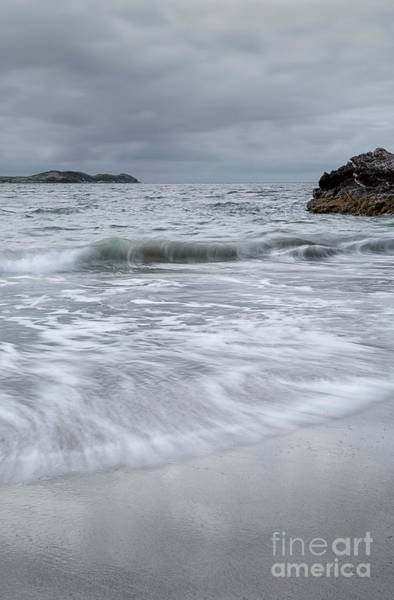 Photograph - Coldbackie Beach by David Lichtneker