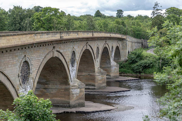 Photograph - Coldstream Bridge 1807 by Teresa Wilson