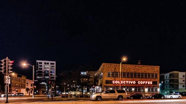 Photograph - Colectivo Coffee by Randy Scherkenbach
