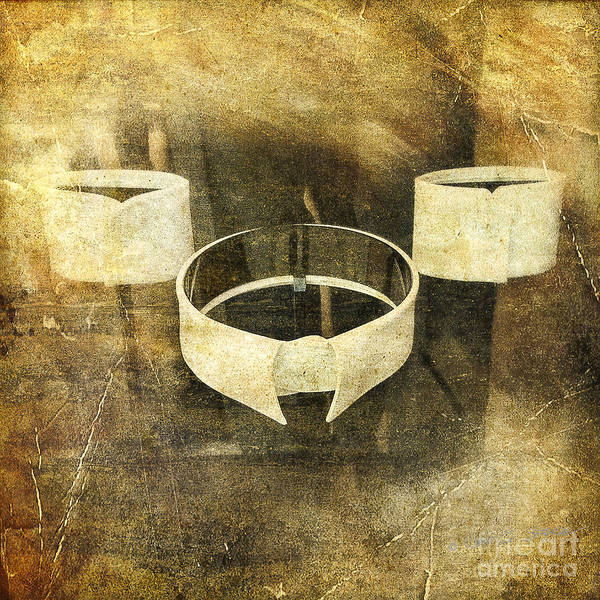 Photograph - Collar And Cuffs by Craig J Satterlee