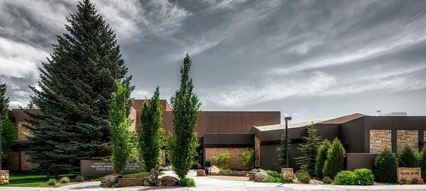 Laramie Photograph - College Of Law - University Of Wyoming by Mountain Dreams