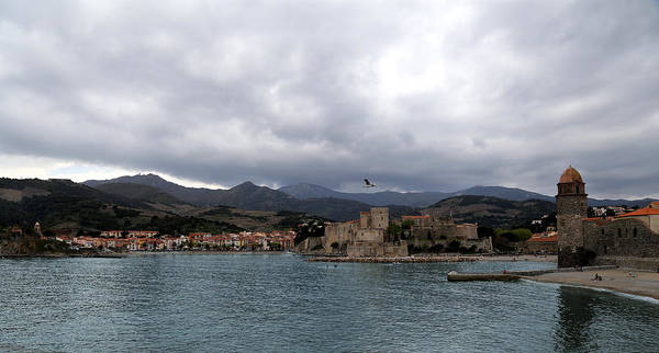 Photograph - Collioure 2 by Andrew Fare