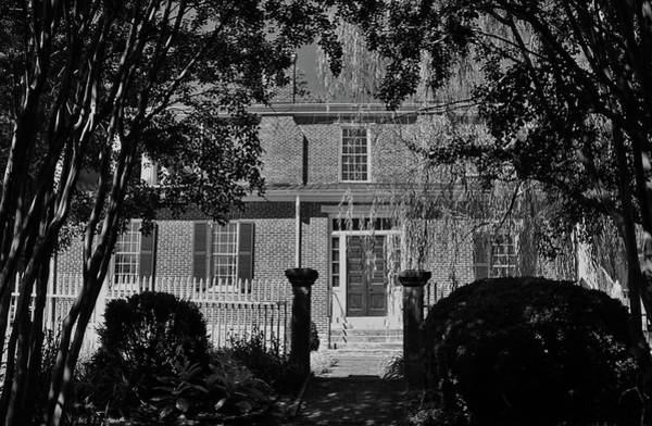 Plein Air Photograph - Colonial Brick Estate Of President Andrew Jackson by Peggy Leyva Conley