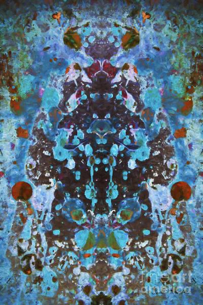 Photograph - Color Abstraction Iv by David Gordon