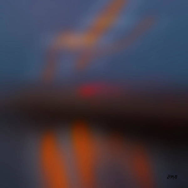 Photograph - Color Abstraction Lxiii Sq by David Gordon