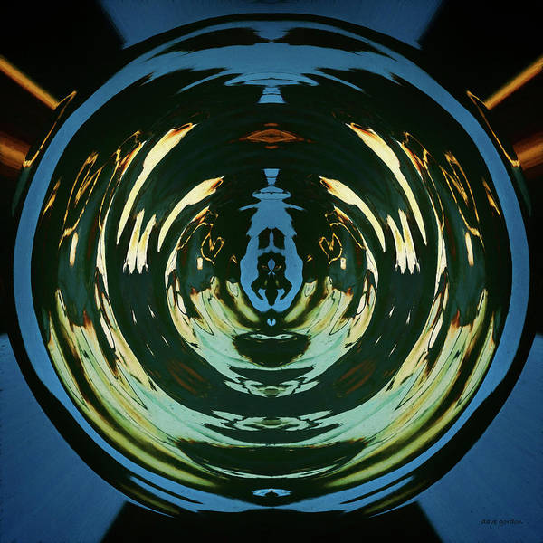 Complementary Colours Photograph - Color Abstraction Lxx by David Gordon