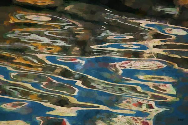 Analogous Color Photograph - Color Abstraction Lxxv by David Gordon