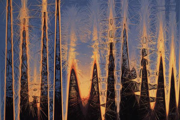 Photograph - Color Abstraction Xl by David Gordon