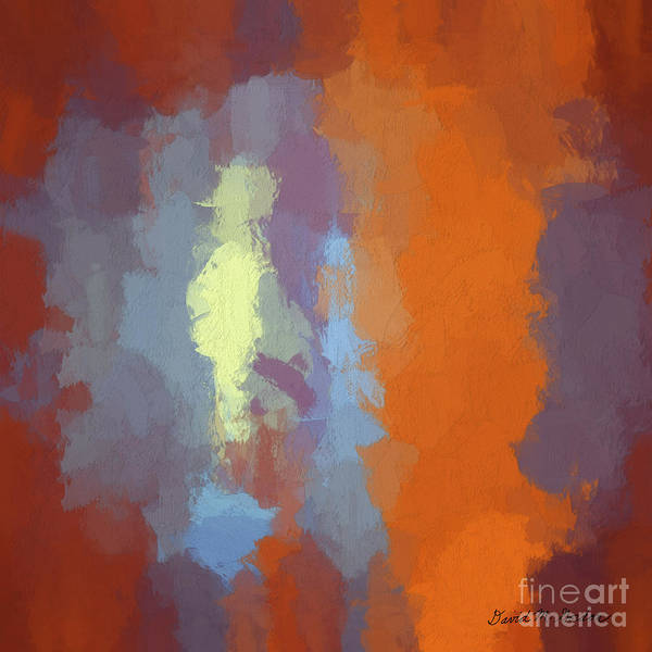 Photograph - Color Abstraction Xxiii Sq by David Gordon