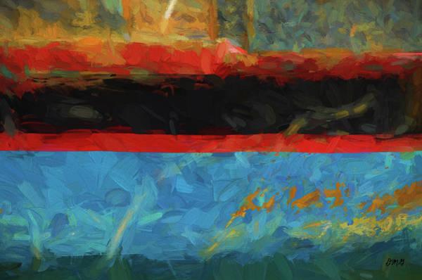 Photograph - Color Abstraction Xxxix by David Gordon