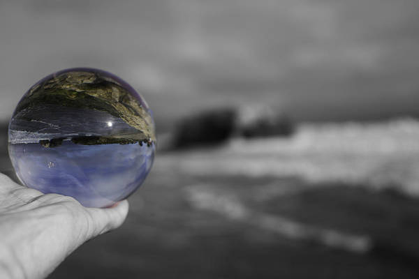 Photograph - Color Ball by Lora Lee Chapman
