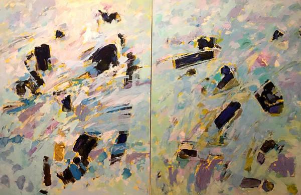 Wall Art - Painting - Colors Cape May Vivaldi by Vladimir Vlahovic