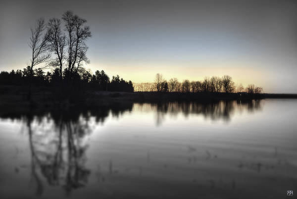 Photograph - Color Comes At Dawn by John Meader