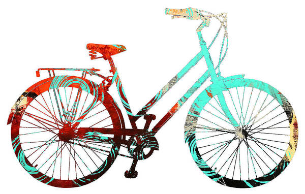 Wall Art - Digital Art - Color Cycle by Nancy Merkle