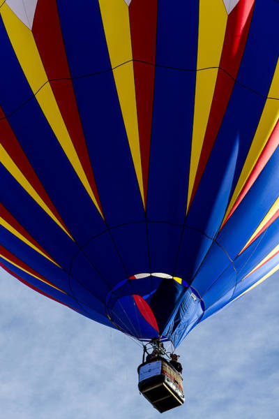 Photograph - Color In The Sky by Teri Virbickis