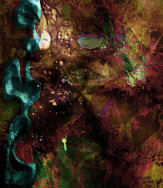 Contrast Mixed Media - Color Matter by Monroe Snook