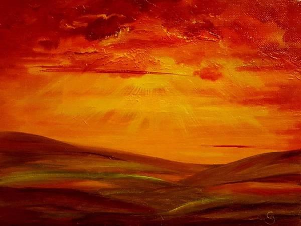 Painting - Color My World   46 by Cheryl Nancy Ann Gordon