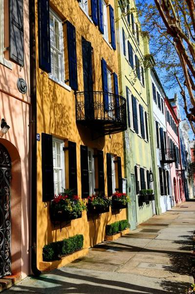 Photograph - Color Of Charleston by Carol Montoya