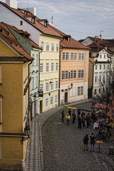Wall Art - Photograph - Color Of Prague by Heather Applegate