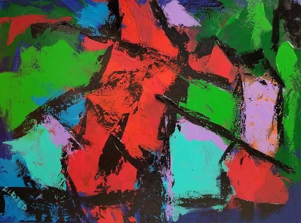 Wall Art - Painting - Color Palette by Stuart Glazer