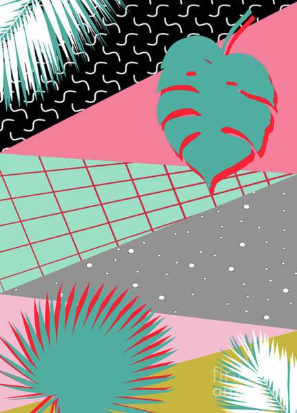 Wall Art - Digital Art - Color Summer  by Mark Ashkenazi