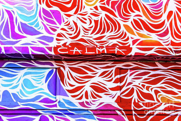 Wall Art - Photograph - Color Waves by Colleen Kammerer