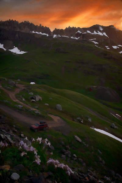 Wall Art - Photograph - Colorado Car Camping by Mike Berenson