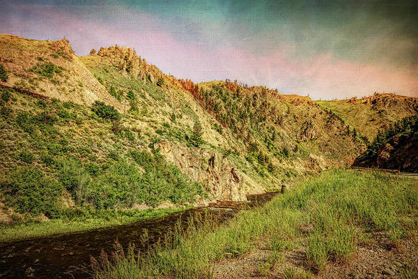 Lake Granby Wall Art - Photograph - Colorado Country by Judy Vincent