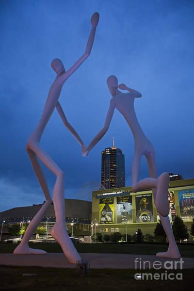 Photograph - Colorado Dancers by Jim West