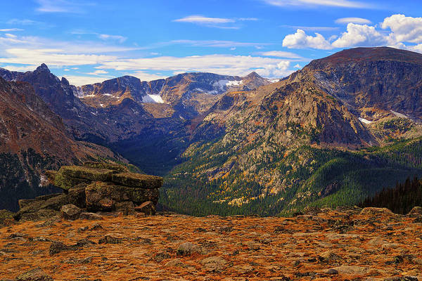Photograph - Colorado High Country by Greg Norrell