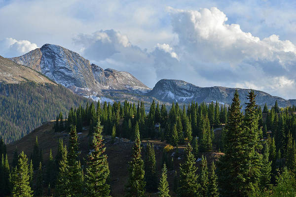 Photograph - Colorado High Country South Of Silverton by Ray Mathis
