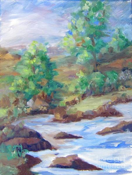 Painting - Colorado High by Patsy Walton