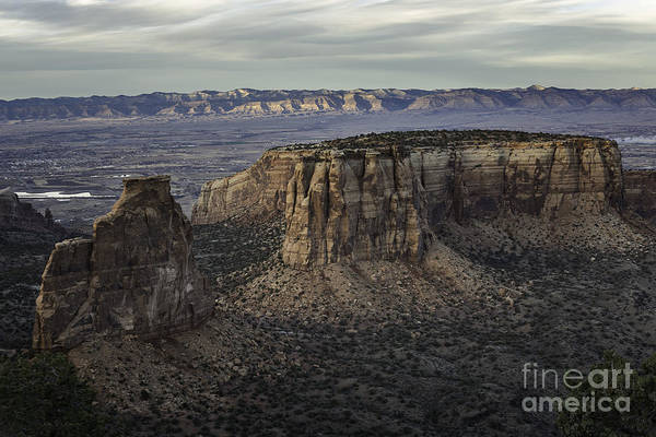 Photograph - Colorado National Monument 2 by Bitter Buffalo Photography