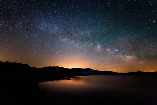Photograph - Colorado Nights by Darren  White