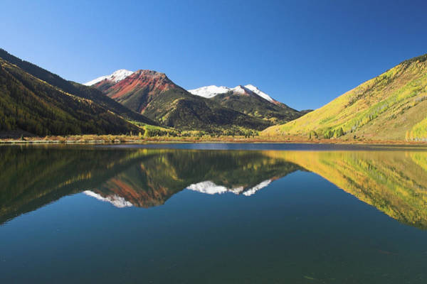 Photograph - Colorado Reflections by Steve Stuller