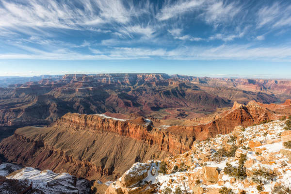 Photograph - Colorado River And The Grand Canyon by Clarence Holmes
