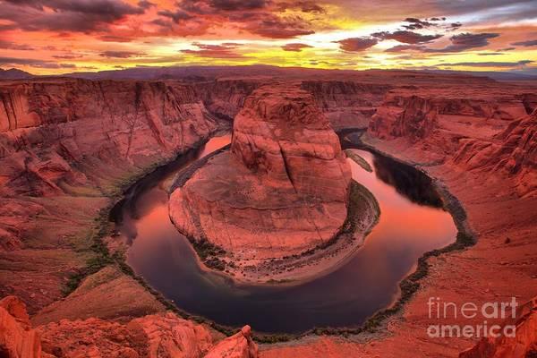 Photograph - Colorado River Landscape by Adam Jewell