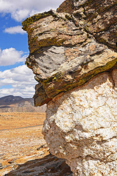 Photograph - Colorado Rockies Rock Guardian by Toby McGuire