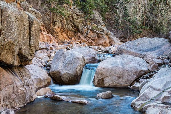 Photograph - Colorado Rocky Mountain Stream by James BO Insogna