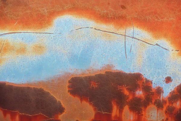 Colorado Rust Iv Art Print