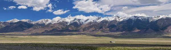 Photograph - Colorado San De Cristo Mountains Panorama View by James BO Insogna