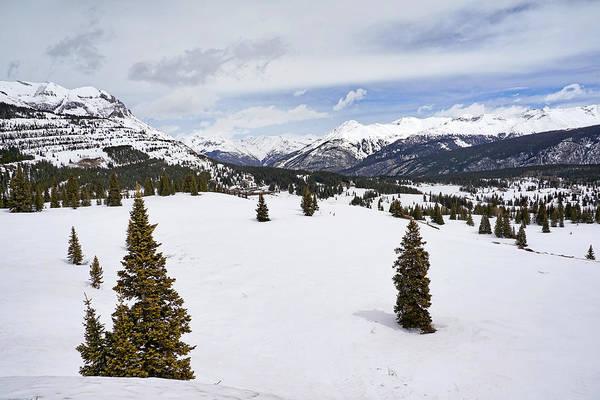 Photograph - Colorado Snow Scene by Leda Robertson