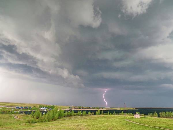 Arapahoe County Wall Art - Photograph - Colorado Storm by Connor Beekman