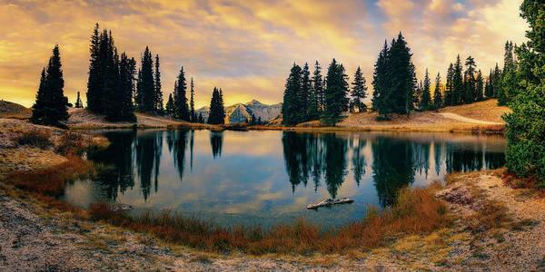 Photograph - Colorado Sunrise by OLena Art Brand