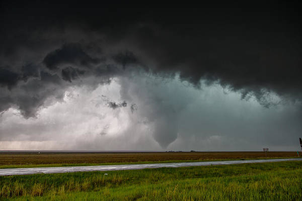 Photograph - Colorado Tornado by James Menzies