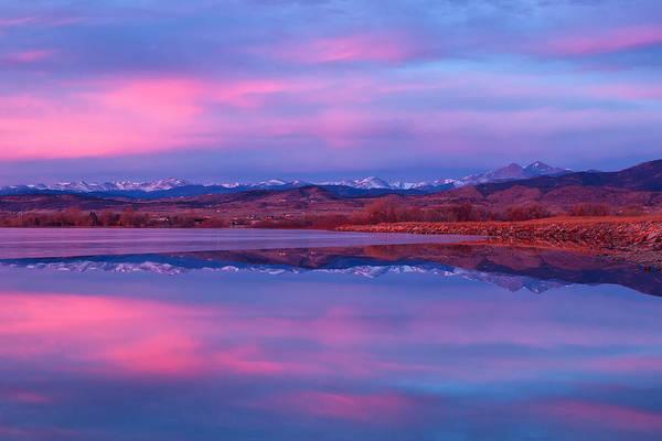 Wall Art - Photograph - Colorado's Front Range by Ronda Kimbrow