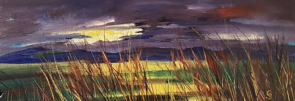 Painting - Colored Grass              54 by Cheryl Nancy Ann Gordon
